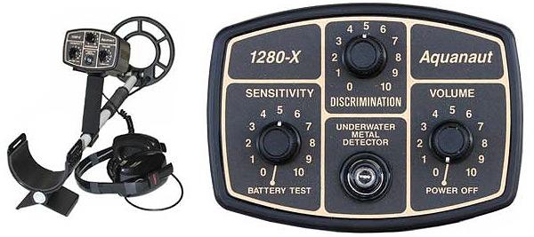 Металлоискатель 1280-X